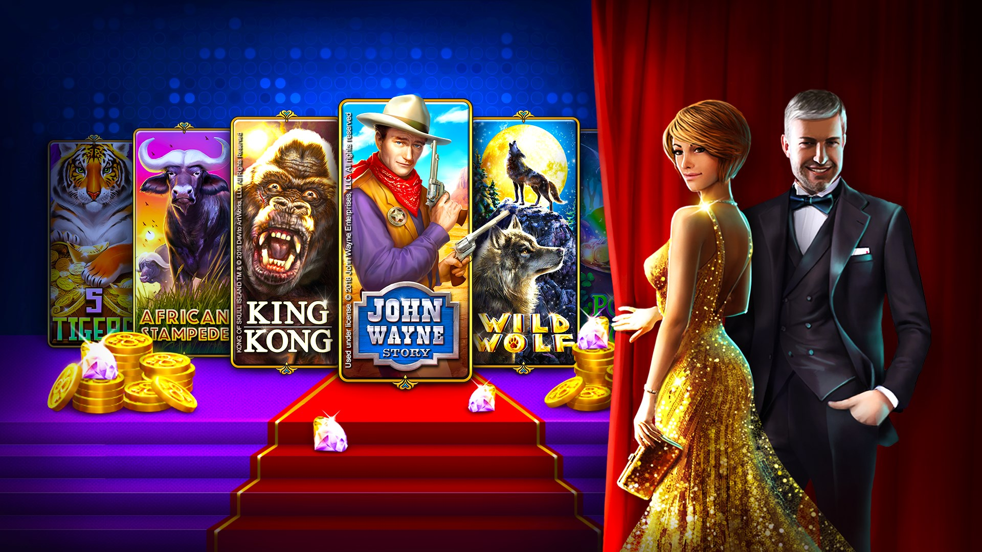 Play Now Slots
